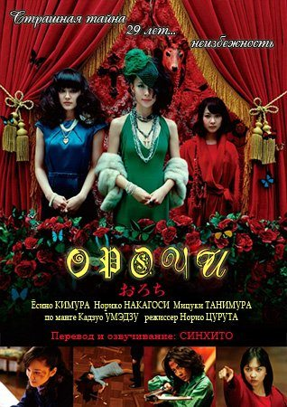 Орочи - (Orochi)