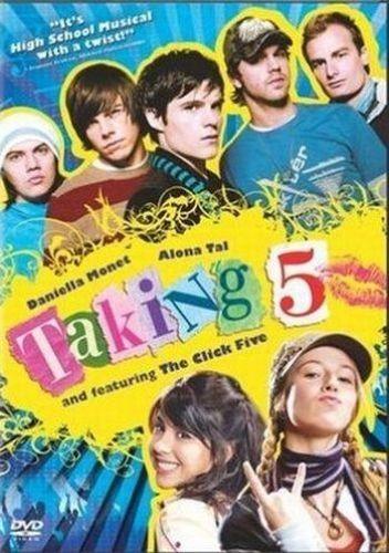 Укради мое сердце - (Taking 5)