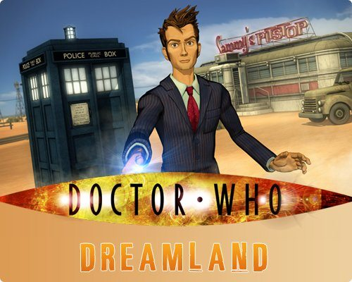 Доктор Кто - Страна грёз - (Doctor Who - Dreamland)