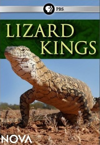National Geographic: Король ящериц - (Lizard kings)