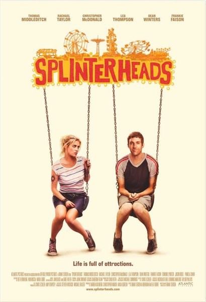 Отчаянные головы - (Splinterheads)