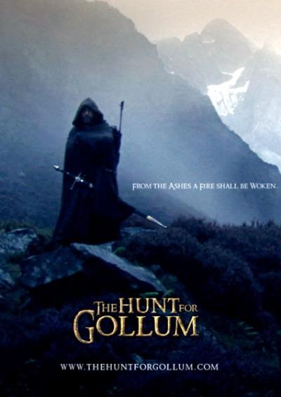 Охота за Голлумом - (The Hunt For Gollum)