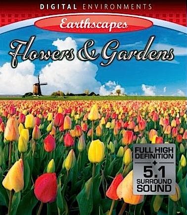 Живые Пейзажи: Цветы и Сады - (Living Landscapes: Flowers & Gardens)