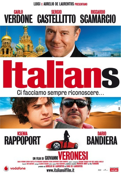Итальянцы - (Italians)