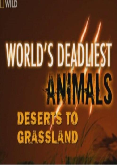 National Geographic: Самые опасные животные: От пустыни до саванны - (World's Deadliest Animals: Deserts to Grassland)