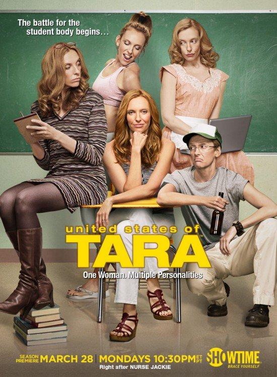 Соединенные Штаты Тары - (United States of Tara)