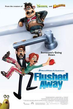 Смывайся - Flushed Away