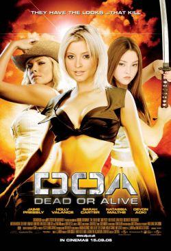 DOA: Живой или мертвый - DOA: Dead or Alive