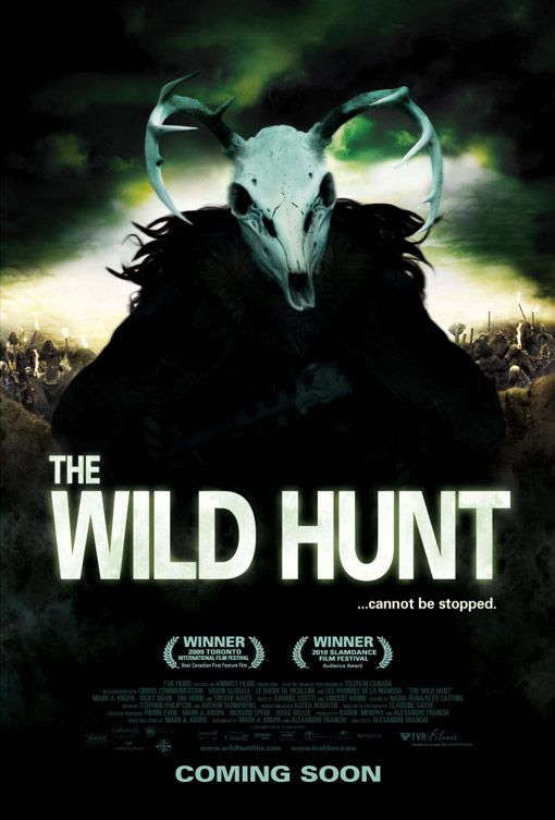 Дикая охота - (The Wild Hunt)