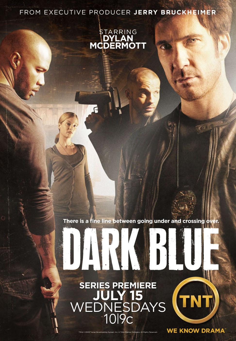 Под прикрытием - (Dark Blue)