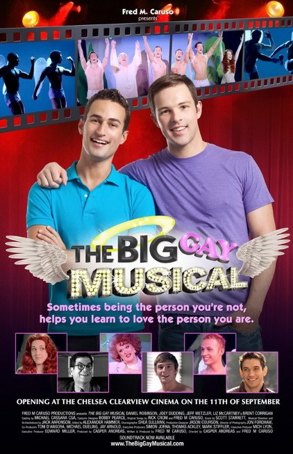 ������� ������� ������ - (The Big Gay Musical)