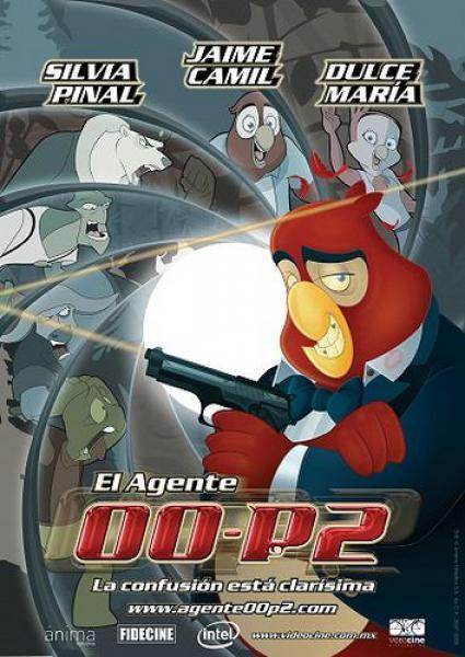 АГЕНТ 00-P2 - (El Agente 00-P2)