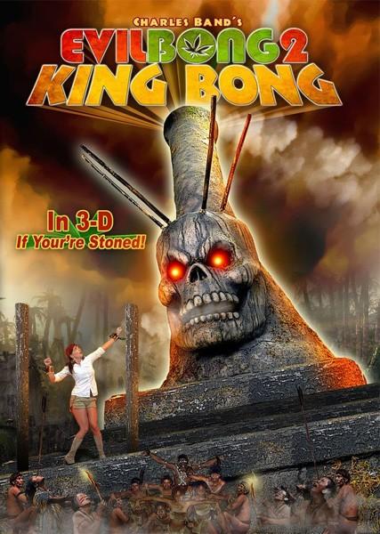 Зло Бонге 2: Король Бонг - (Evil Bong II: King Bong)