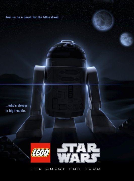 ЛЕГО Звездные войны: Поиск R2-D2 - (LEGO Star Wars: The Quest for R2-D2)