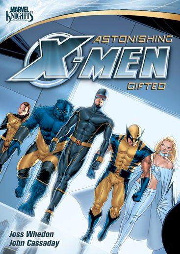Удивительные Люди-Икс: Одаренные - (Astonishing X-Men: Gifted)