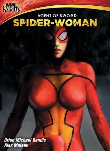 Женщина-Паук: Агент В.О.И.Н.а - (Spider-Woman - Agent of SWORD (Motion Comics))