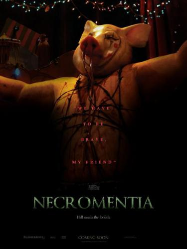 Некромантия (Некроменция) - (Necromentia)