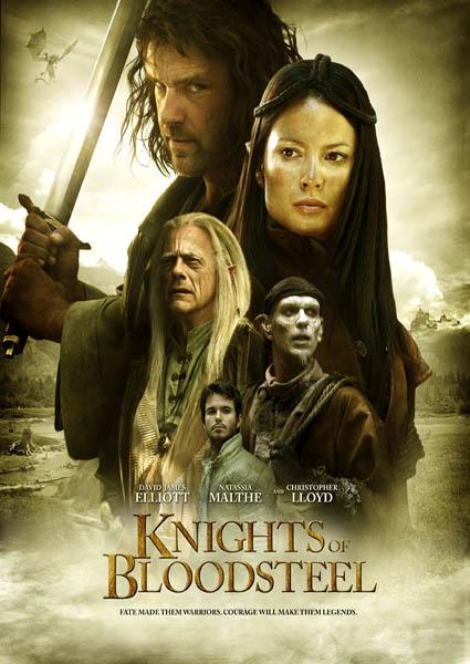 Рыцари стальной крови - (Knights of Bloodsteel)