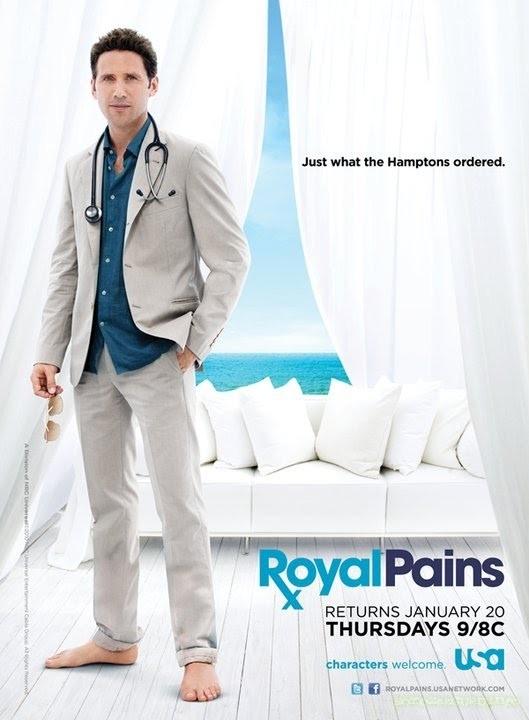 Доктор дорогих домов - (Royal Pains)