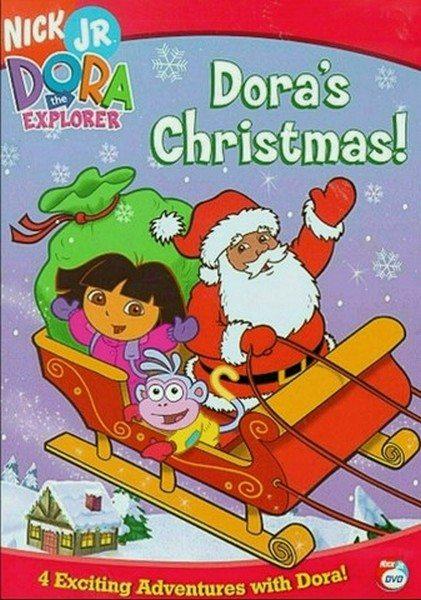 Даша путешественница: Рождество Даши - (Dora The Explorer: Dora's Christmas)