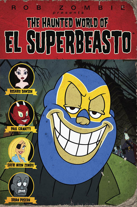 ���������� ��� ��� ���������� - (The Haunted World of El Superbeasto)