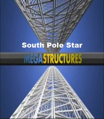 National Geographic: ���������������: ������� �� ����� ������ - (MegaStructures: South Pole Stat)