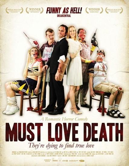 Любовь к смерти обязательна - (Must Love Death)