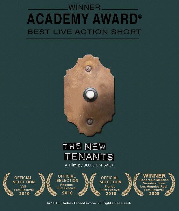 Новые арендаторы (Новые жильцы) - (The New Tenants)