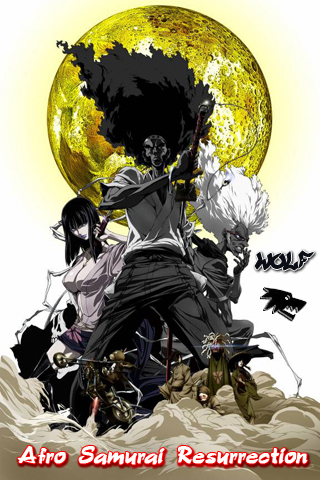 �����������: ����������� - (Afro Samurai: Resurrection)