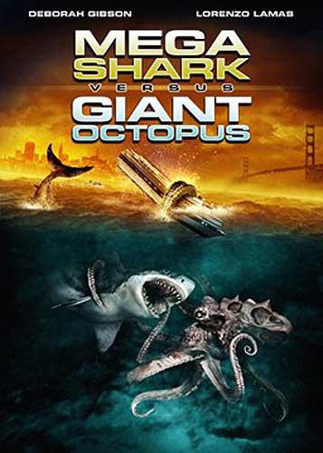 Два миллиона лет спустя (Мега-акула против гигантского осьминога) - (Mega Shark vs. Giant Octopus)