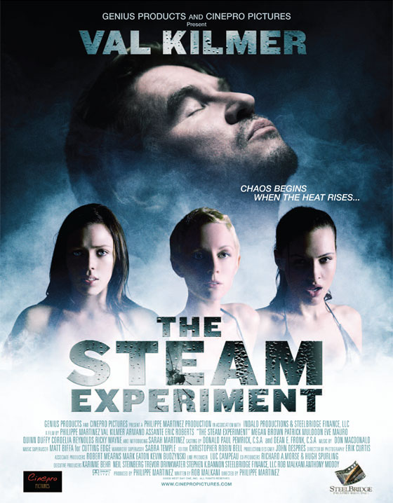 Парниковый эксперимент - (The Steam Experiment)