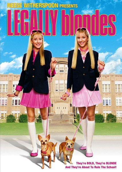 ��������� � ������ - (Legally Blondes)
