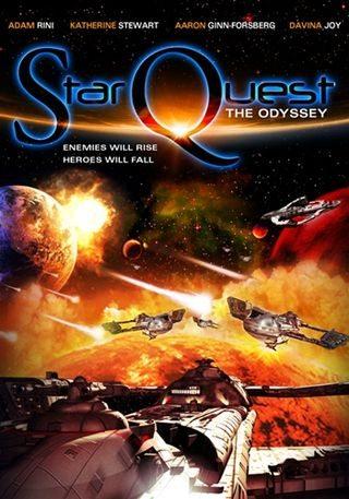 Звездный путь: Одиссея - (Star Quest: The Odyssey)