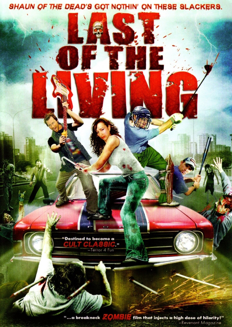 Последний из живых - (Last of the Living)