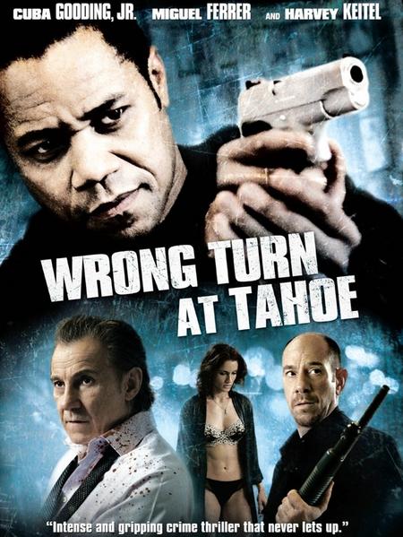 Сбиться с пути (Поворот с Тахо) - (Wrong Turn at Tahoe)