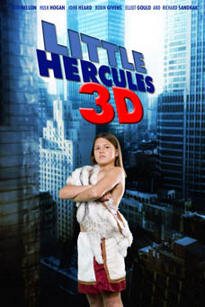 ����������� ���������� ��������� � 3D - (Little Hercules in 3-D)