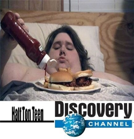 Discovery: Сын весом в полтонны - (Discovery: Half Ton Teen)