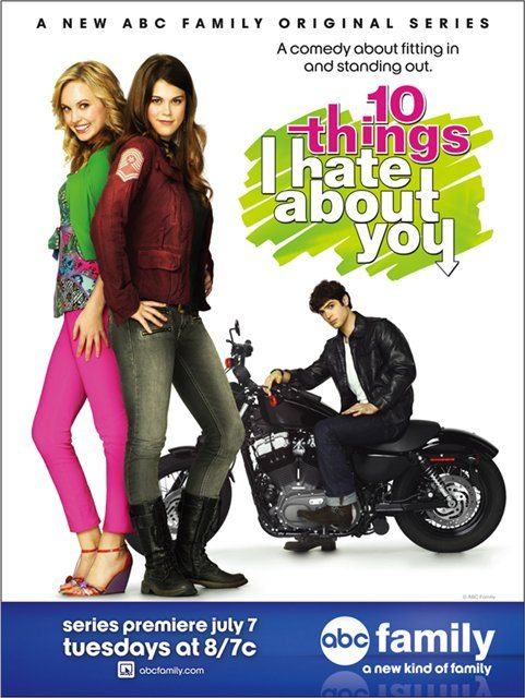 10 ������ ���� ��������� - (10 Things I Hate About You)