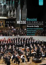Джоаккино Россини - Маленькая торжественная месса - (Gioacchino Rossini - Messe Solennelle)