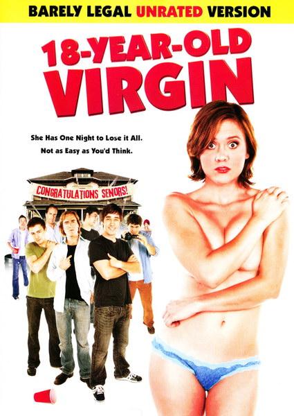 18-летняя девственница (Восемнадцатилетняя девственница) - (18 Year Old Virgin)