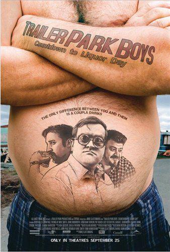 Парни из трейлер парка: Обратный отсчет до дня алкашей - (Trailer Park Boys: Countdown to Liquor Day)