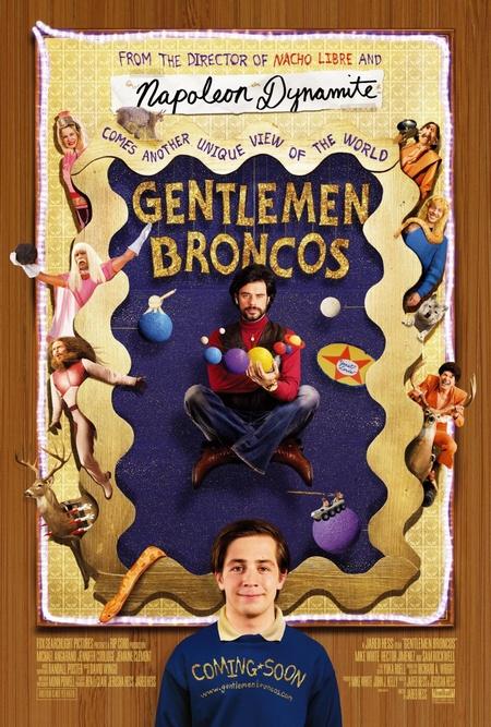 Господа Бронко - (Gentlemen Broncos)