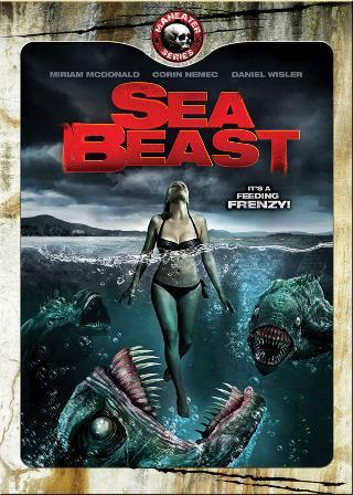 ����� �� ���� - (Sea Beast)