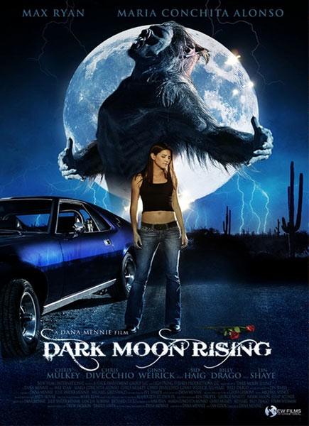 Восхождение Чёрной Луны - (Dark Moon Rising)