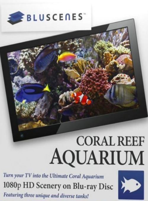 Bluscenes: Аквариум с Коралловым Рифом - (Coral Reef Aquarium)