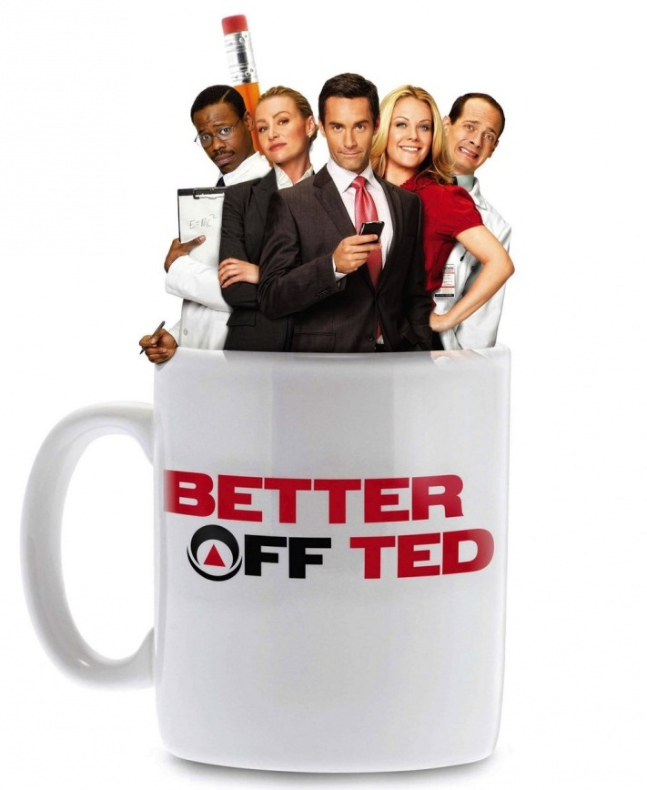 Давай еще, Тэд - (Better Off Ted)