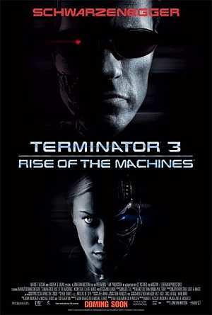Мир фантастики: Терминатор 3: Киноляпы и интересные факты - (Terminator 3: Rise of the machines)
