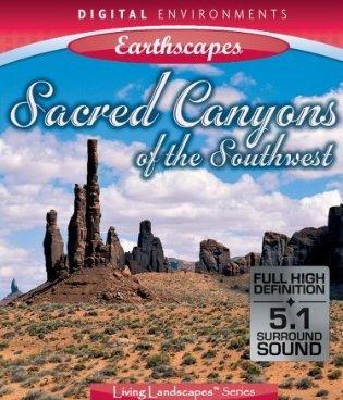 Живые Пейзажи: Песчаные Каньоны - (Living Landscapes: Sacred Canyons Of The American)