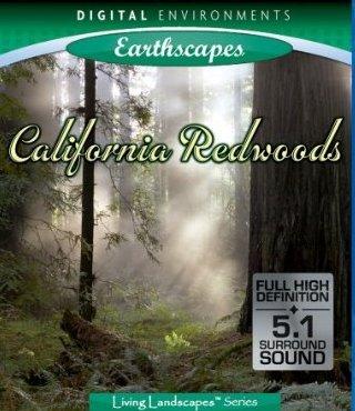 Живые Пейзажи: Калифорнийские секвойи - (Living Landscapes: California Redwoods)