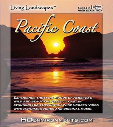 ����� �������: ������������� ��������� - (Living Landscapes: Pacific Coast)